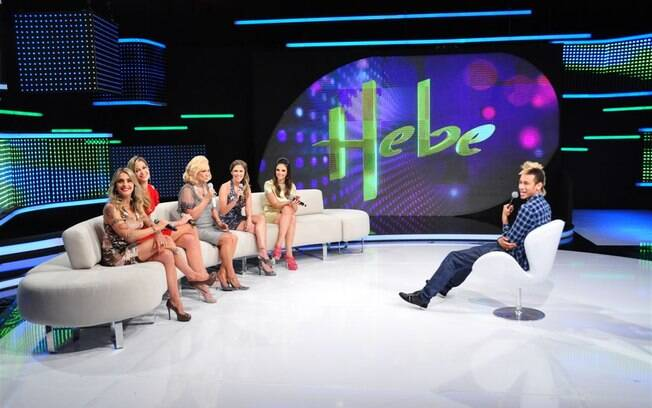 Neymar é sabatinado no programa Hebe