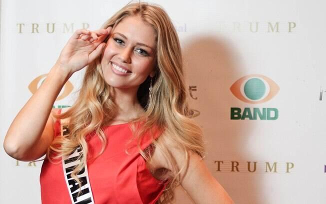 Scherri-lee Biggs, Miss Austrália