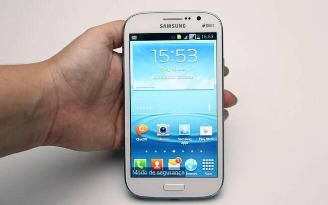 95f33e81d Galaxy Gran Duos é o dual chip com maior tela do mercado ...