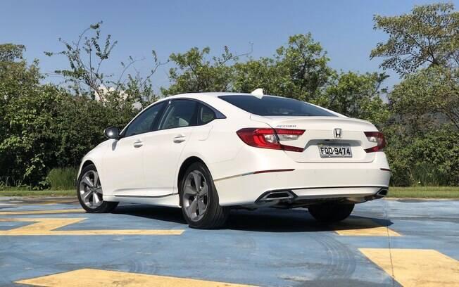 Honda Accord 2019 : mudança radical na décima geração deixou o carro 82 kg mais leve  e com ganho de eficiência