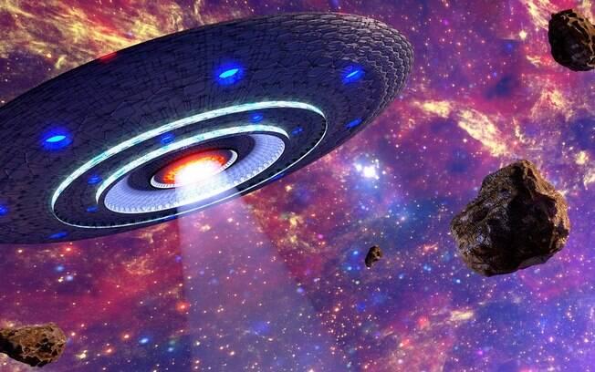 Aparições, sons inexplicáveis e até vídeos registraram as visitas de OVNIs