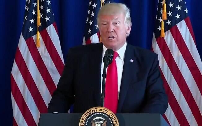 Nesta quarta-feira, Donald Trump também deve se reunir com professores e alunos para discutir a segurança nas escolas