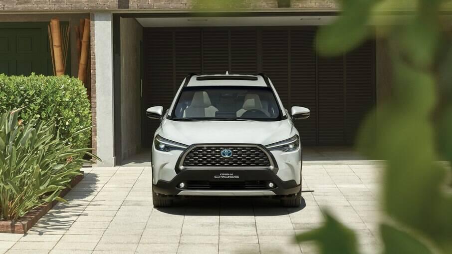 Toyota Corolla Cross Special Edition: pacote completo de equipamentos na série limitada do SUV médio
