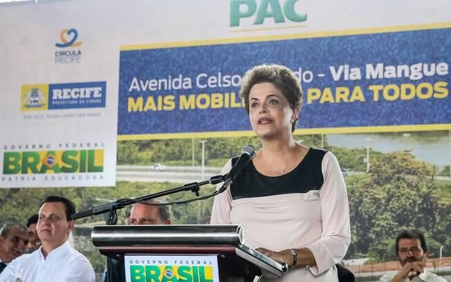 Dilma Rousseff pediu o apoio de toda a população no combate ao mosquito Aedes aegypti