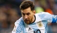 Após derrota, Messi anuncia que não jogará mais pela Argentina