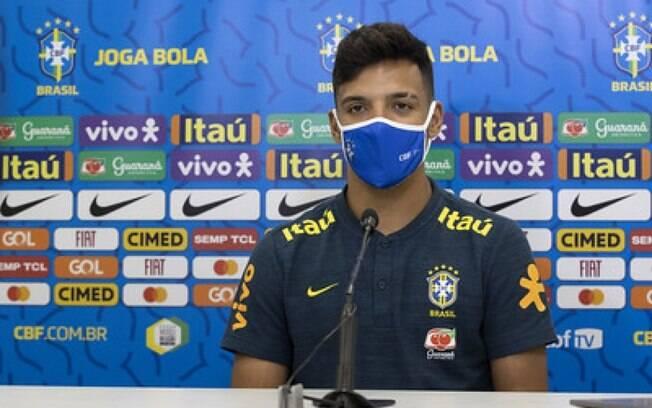 Luan e Gabriel Menino com Covid-19 preocupam no Palmeiras