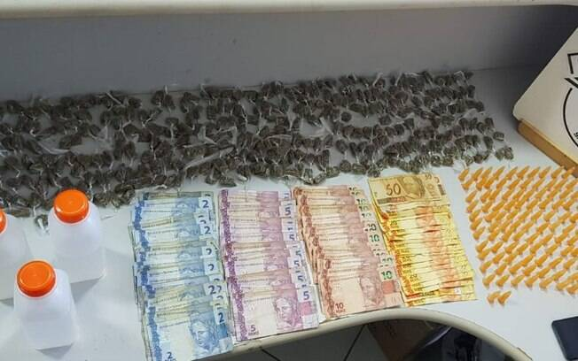 Casal é preso por tráfico de drogas em Indaiatuba