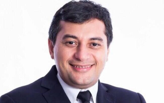 Wilson Lima é eleito governador e assumirá cargo no dia 5 de janeiro de 2019