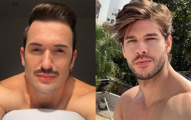 Diego Hypolito termina com o namorado Marcus Duarte