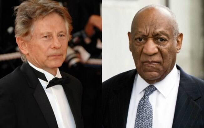 Roman Polanski e o ator Bill Cosby foram expulsos da Academia, organização responsável pelo Oscar
