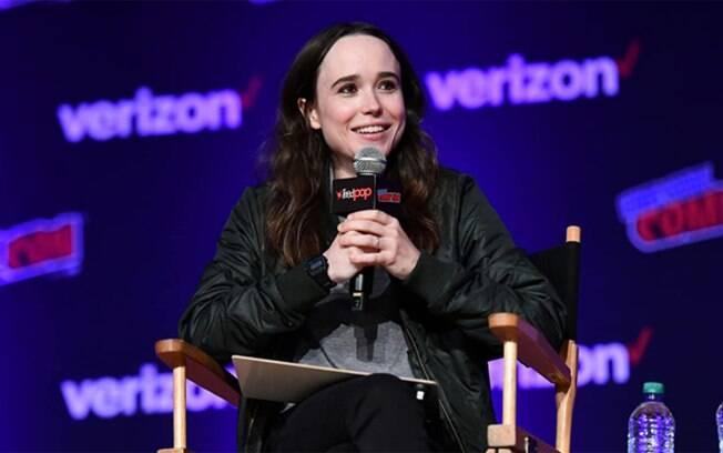 Ellen Page se assume como trans