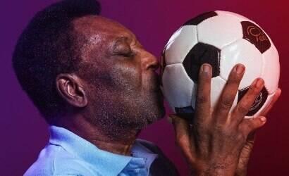 Filha de Pelé atualiza o estado de saúde do pai no Instagram