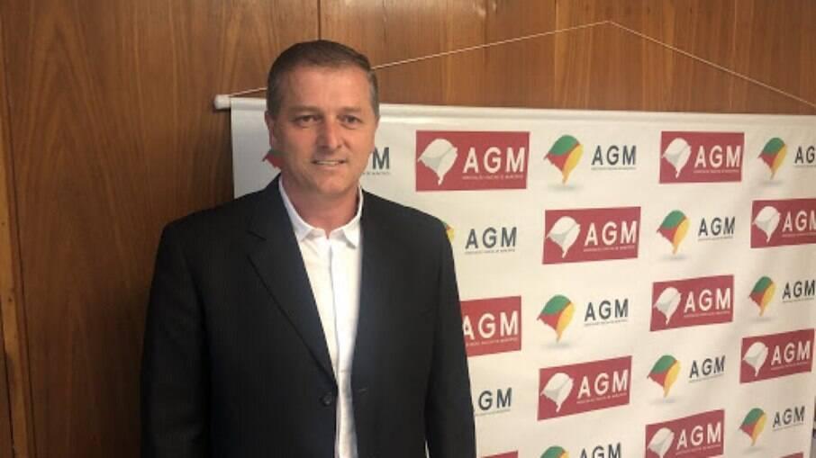Marcos José Scorsatto, prefeito de Itapuca (RS)