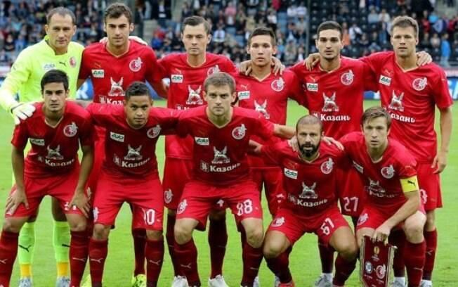 Rubin Kazan é suspenso pela Uefa por não cumprir Fair Play Financeiro