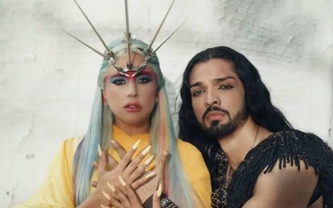 Lady Gaga em
