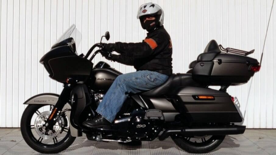 A Harley-Davidson Road Glide Limited tem duas novas opções de cores para 2021
