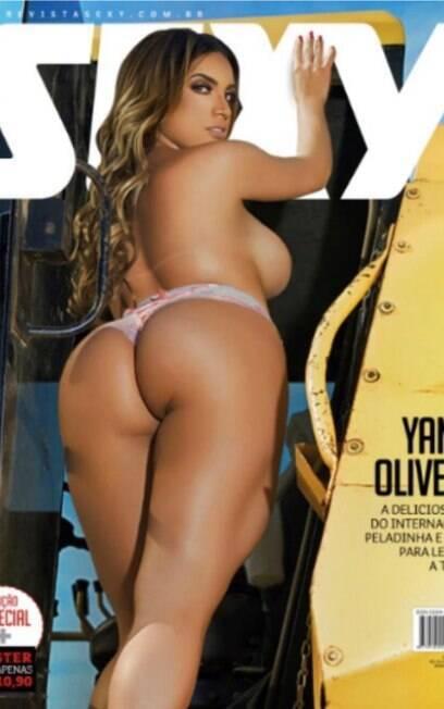 Yanna Oliveira%2C musa do Inter