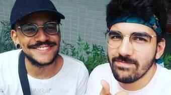Namorado de João Luiz tem receio de filmar pets para vídeo do anjo