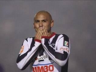 Suazo é o principal jogador do Monterrey, provável adversário do Galo na semifinal