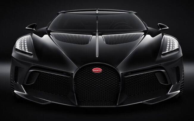 Salão de Genebra 2019 exibe o carro mais caro do mundo: Bugatti La Voiture Noire, rtvcjs