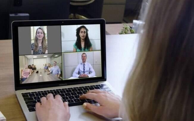 Chamadas de vídeo podem piorar síndrome ligada à aparência