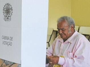 Pinduca não obteve votos suficientes para ser eleito neste ano