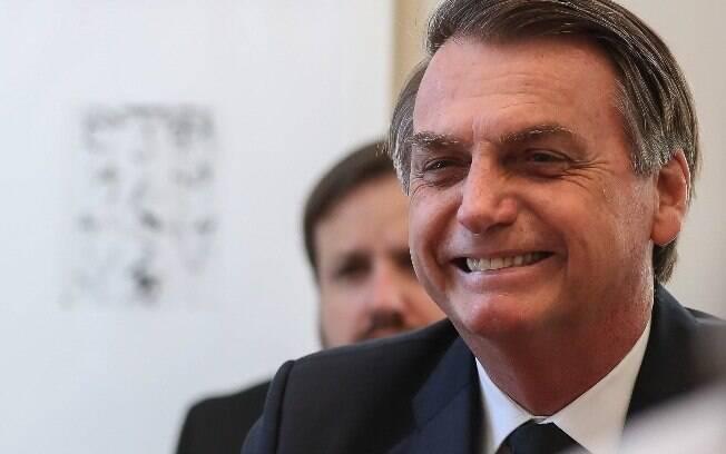 Questionado sobre o assunto, Bolsonaro retrucou: