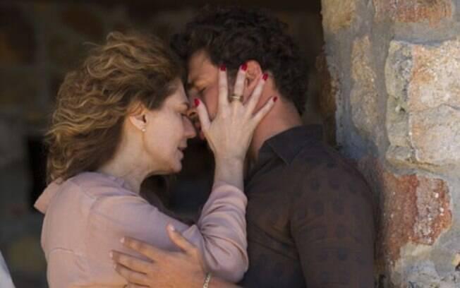Patrícia Pillar em ''Amores Roubados''