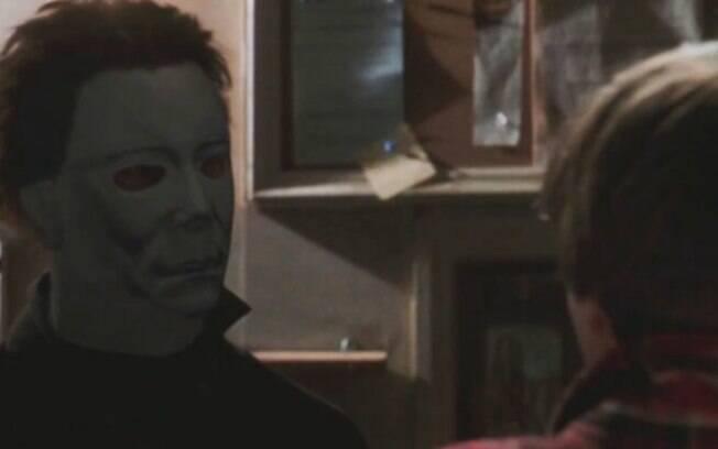 Michael Myers teve uma máscara de computação gráfica em