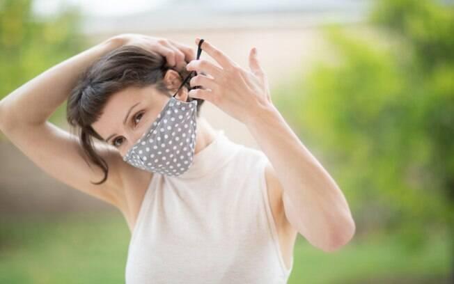 Ainda com dúvida? Saiba como usar as máscaras de proteção corretamente