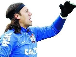 Cássio foi fundamental nas conquistas da Libertadores e do Mundial de 2012