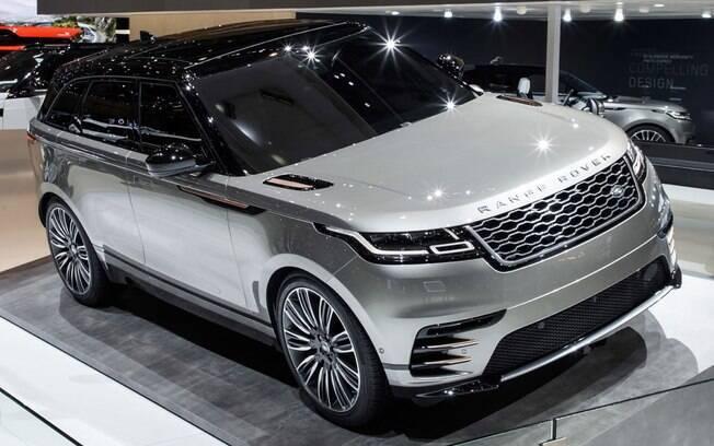 Range Rover Velar chegará para brigar com Audi Q7, BMW X5, Mercedes-Benz GLE e Volvo XC60