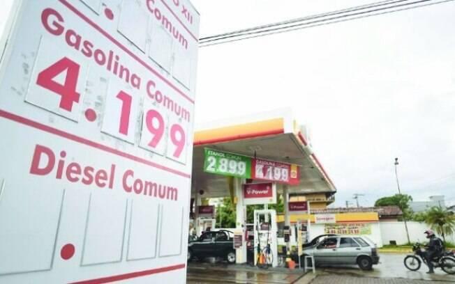 Preço da gasolina dispara em 2018 e com ele as reclamações dos consumidores