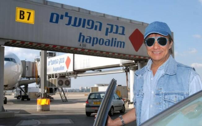 Roberto Carlos em Israel