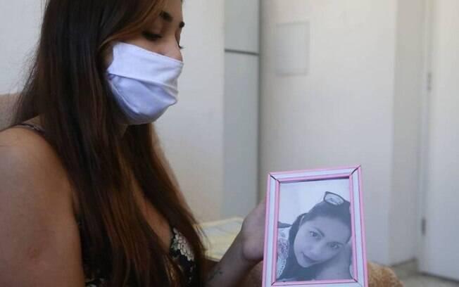 'Um crime aconteceu naquela casa', afirma a jovem
