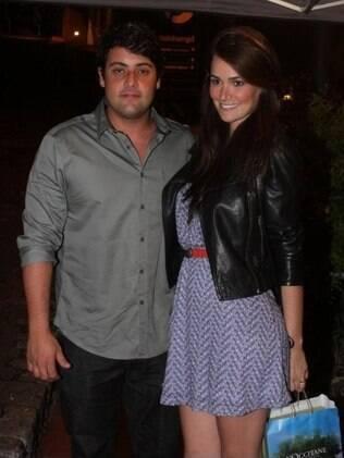 O apresentador Bruno de Luca conquistou o coração da Miss Brasil 2011, Priscila Machado. Ela revelou que os dois estavam juntos em agosto