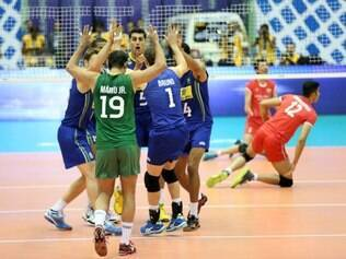 Brasil venceu e agora parte para quatro últimos compromissos da primeira fase