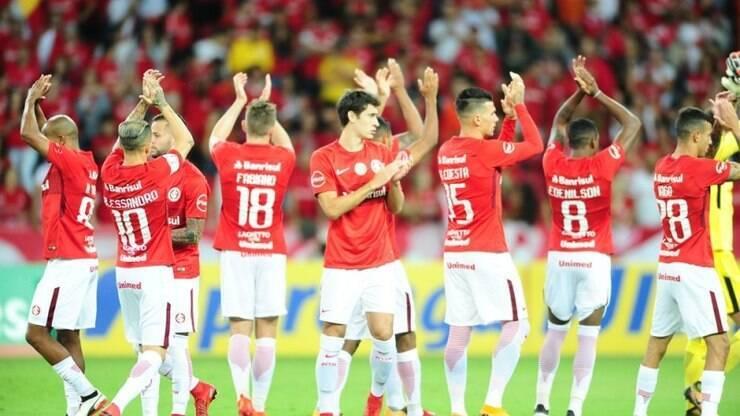 3f78192b6b724 Internacional  todas as informações do time no Brasileirão 2018 - Futebol -  iG