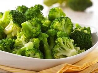 O brócolis é um dos alimentos que provocam gases abdominais