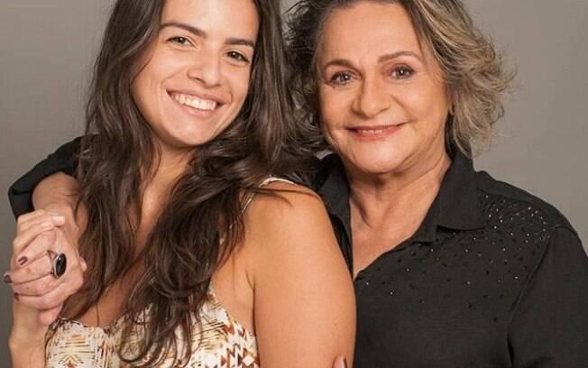 Fafy Siqueira e sua namorada