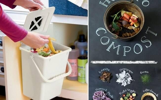 A compostagem foi um dos tópicos que mais cresceram em buscas na rede social no último ano