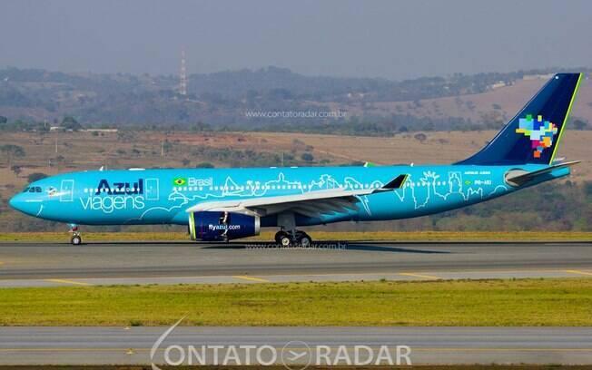 Alta temporada: Azul Viagens terá 100 voos dedicados por semana