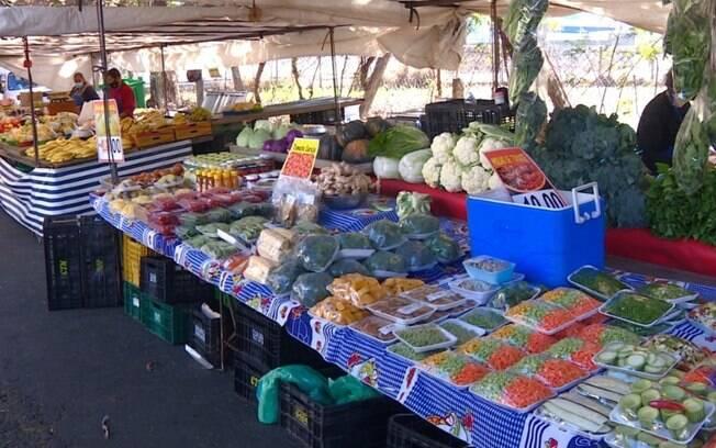 Onda de frio já afeta preço de verduras e legumes em Campinas