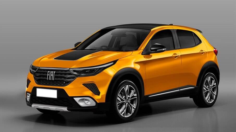 Projeção do SUV feito com a base do Fiat Argo deverá ser o modelo que aumentará o volume de vendas da marca no Brasil