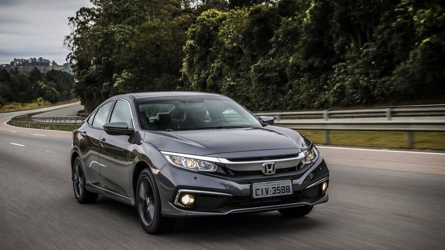 Honda Civic atualmente fabricado no Brasil vai ter a produção encerrada depois de 23 anos