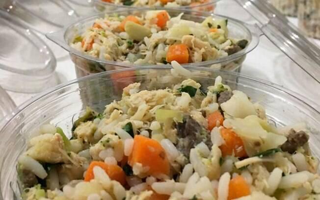 A alimentação natural tem ganhado cada vez mais espaço