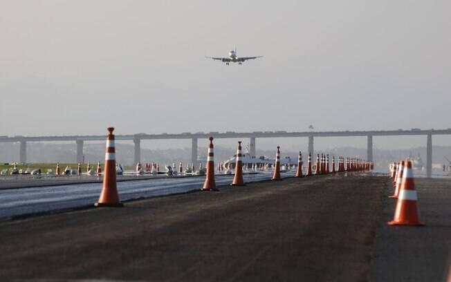 Aeroporto Santos Dumont, Rio de Janeiro