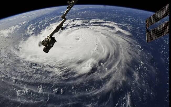O furacão Florence foi considerado