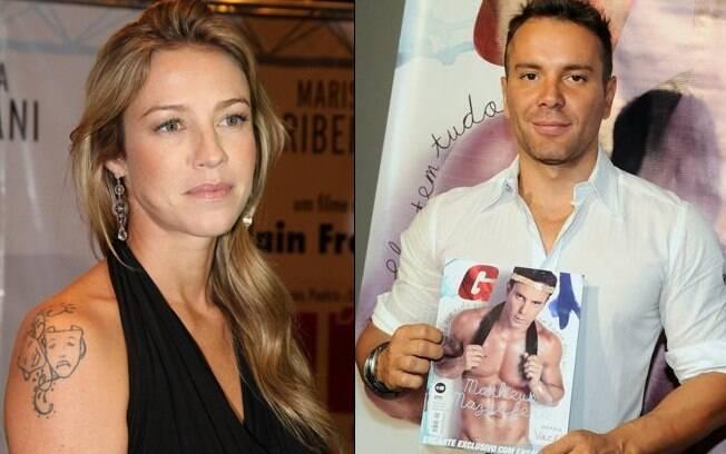 Luana Piovani e Matheus Mazzafera trocam farpas em rede social
