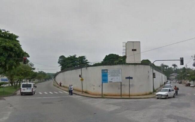 Unidade do Degase na Ilha do Governador%2C Rio de Janeiro